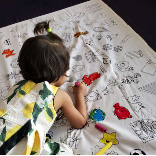 The Doers A combo that engages your child in different ways at different ages