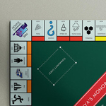 Personalised Monopoly