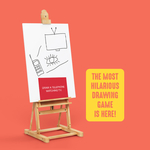 Scribble It - A Drawing Game of Hilarious Situations!