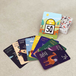 Fun to Fifty - 1-50 Number Flashcards!