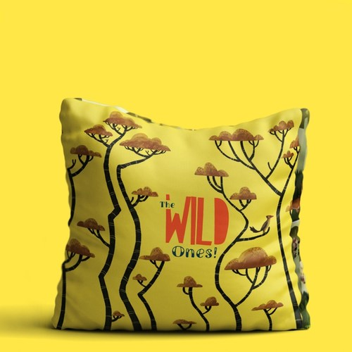 The Story Pillow- A soft, fluffy, giant collection of stories