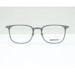 MontBlanc eyewear 0100O grey color