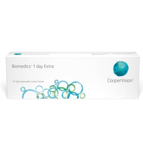 Biomedics 1 Day Extra contact lenses