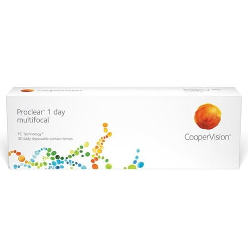 Proclear 1 day Multifocal daily contact lenses