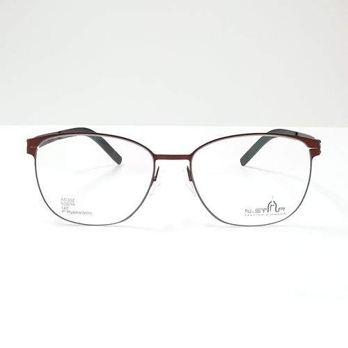 N STAR eyewear AR302 Wine color