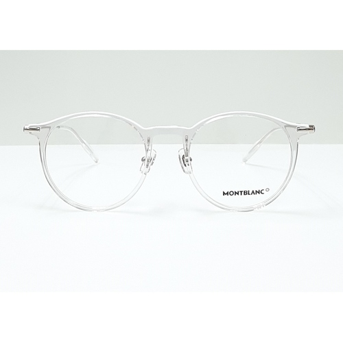 MontBlanc eyewear 0099O Transparent color