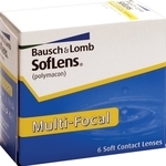 Soflens Multifocal monthly disposable