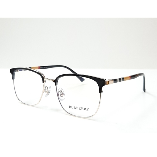 BURBERRY spectacle frame 98252 Black - Gold color