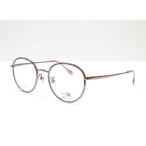 MA JI spectacle frame PMJ 506 Pink color