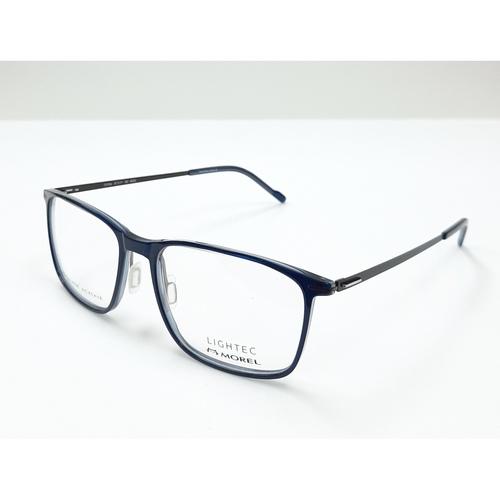MOREL spectacle frame 30104L Dark Blue color