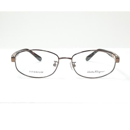 Salvatore Ferragamo eyewear SF2532A Brown color
