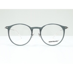 MontBlanc eyewear 0099O Grey color