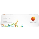 Proclear 1 day contact lenses