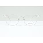 MontBlanc eyewear 0100O Transparent color