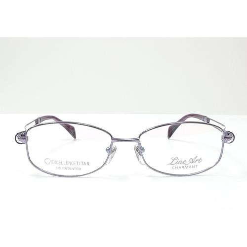 CHARMANT LINEART Ladies eyewear Purple color
