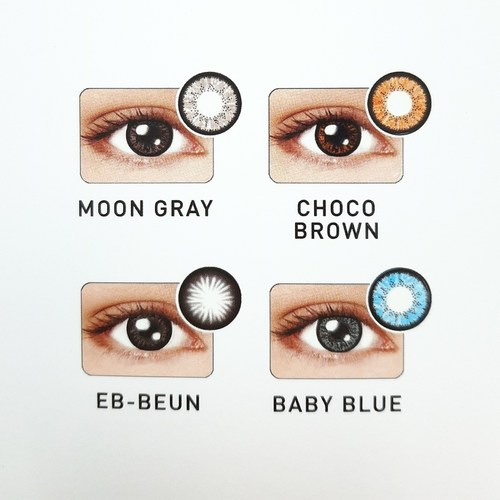 Maxim Bi-Monthly Color with Astigmatism contact lenses