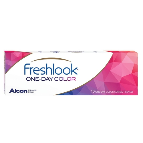Freshlook Colors 1 Day daily disposable