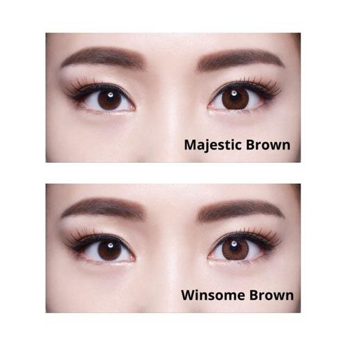 Freshkon Alluring Eyes contact lenses
