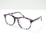 Tom Ford spectacle frame TF5680B Marble Purple color