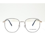 BURBERRY eyewear 98711 Black - Gold color