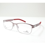 N STAR spectacle frame A217 Pink color