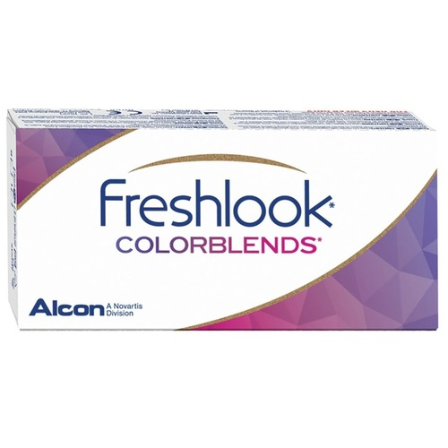 Freshlook ColorBlends monthly