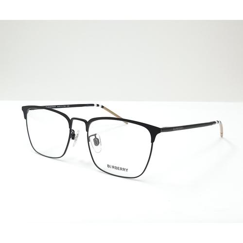 BURBERRY spectacle frame 1322D Black color