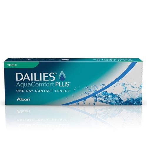Dailies AquaComfort Plus Toric disposable contact lenses