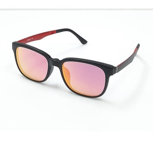 Prince Clip-On eyewear PS101 Pink Gold Mercury