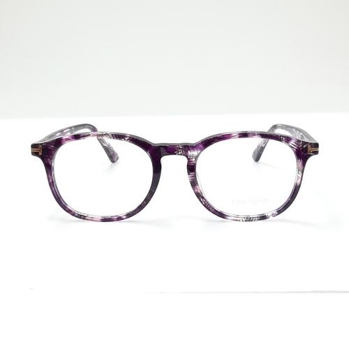 Tom Ford eyewear TF5680B Marble Purple color