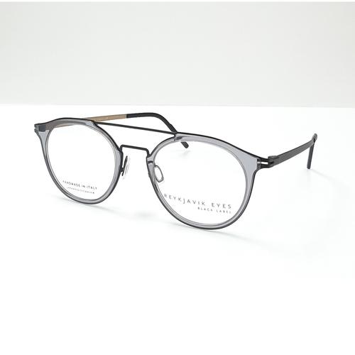 Reykjavik Eyes Black label spectacle frame Agner Grey color