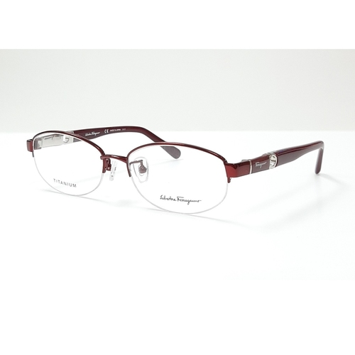 Salvatore Ferragamo spectacle frame SF2533A Red color