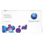 Biofinity Multifocal monthly disposable contact lenses