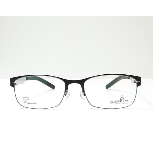 N STAR eyewear A217 Black-Silver color