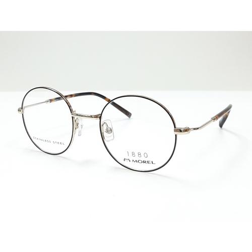 MOREL spectacle frame 60072M Black-Gold color