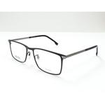 HUGO BOSS spectacle frame 1266F Black - Grey color
