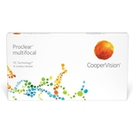 Proclear 1 month Multifocal disposable contact lenses