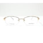 Salvatore Ferragamo eyewear SF2533A Gold color