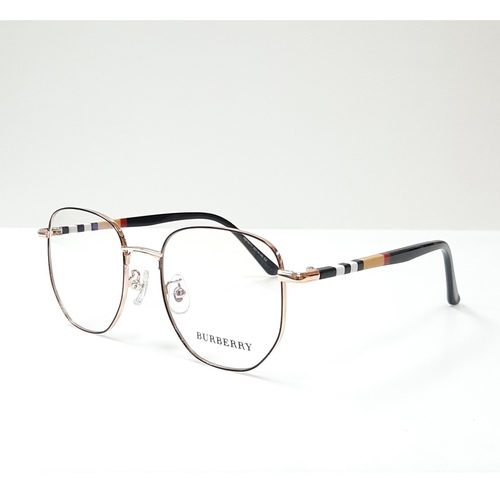 BURBERRY spectacle frame 98711 Black - Gold color