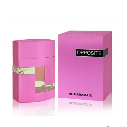 Al Haramain Opposite Pink Perfume Spray - 100 ml No reviews