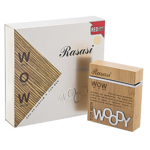 WOODY MEN EDP PERFUME BY RASASI