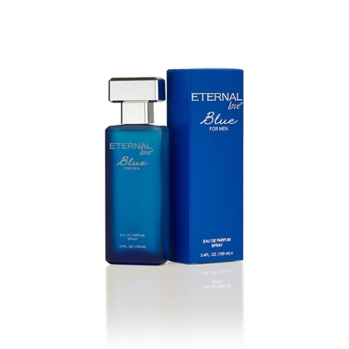 ETERNAL LOVE BLUE MEN EDP PERFUME