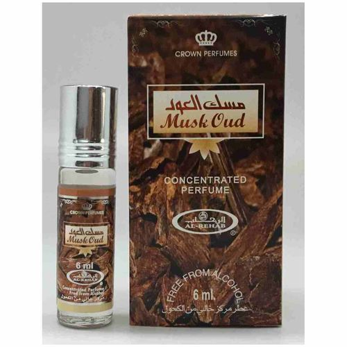 MUSK OUD ATTAR BY AL REHAB