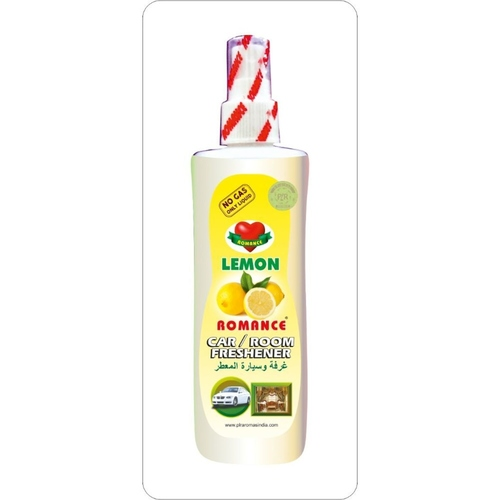 LEMON ROMANCE AIRFRESHENER