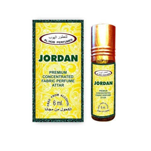 JORDAN ATTAR BY AL HOB PERFUMES