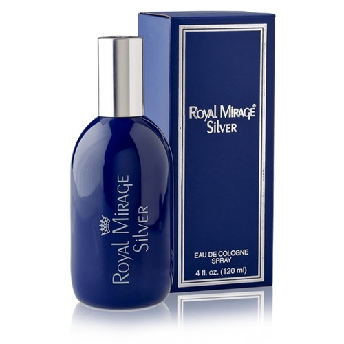 ROYAL MIRAGE SILVER EDC PERFUME