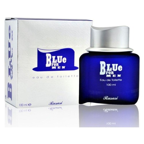 BLUE FOR MEN EDT PERFUME BY RASASI