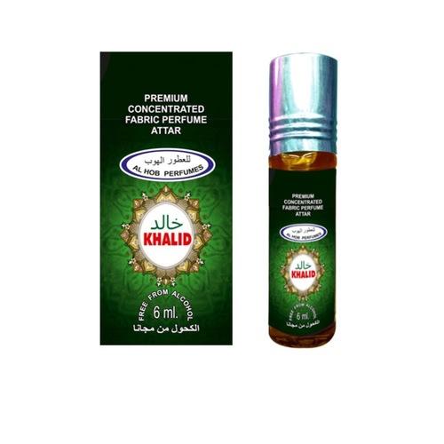 KHALID ATTAR BY AL HOB PERFUMES