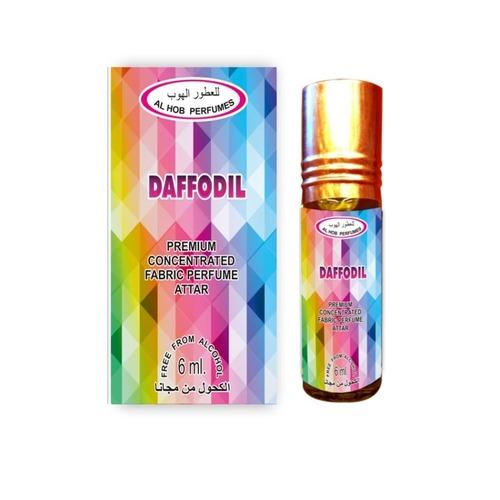 DAFFODIL ATTAR BY AL HOB PERFUMES
