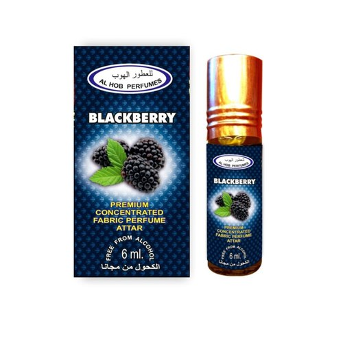 BLACKBERRY ATTAR BY AL HOB PERFUMES